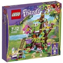 lego przyjaciele 41059 dżungli drzewa sanktuarium 41059 nowy w pudełku uszczelnione