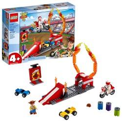 lego disney pixars toy story duke cabooms stunt show 10767