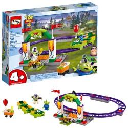 lego disney pixars toy story 4 carnival thrill coaster 10771