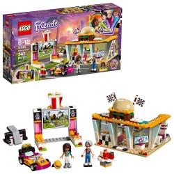 lego friends drifting diner 41349
