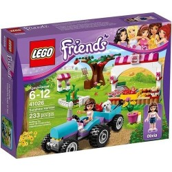lego friends 41026 sunshine harvest new in box sealed