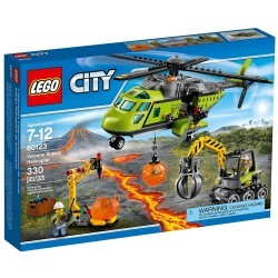 lego city volcano explorers 60123