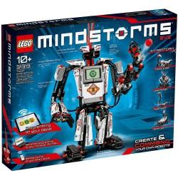 lego mindstorms ev3 31313 robot kit with remote control for kids