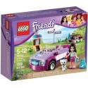 lego friends 41013friends emmas sports car set new in box sealed