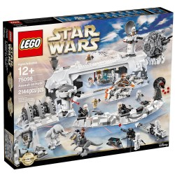 lego star wars assault on hoth 75098