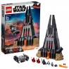 lego star wars darth vader's castle 75251