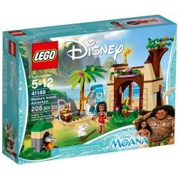 lego disney moana island adventure 41149