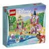 lego disney aurora ariel and tianas royal celebration 41162
