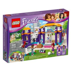 lego friends heartlake sports center 41312