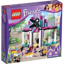 лего друзья 41093 heartlake парикмахерская 41093 новые в коробке запечатаны