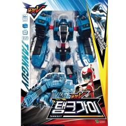 tobot v action toy tank guy tank guy transformer robot