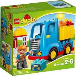 lego duplo 10.529 Lkw-10529 im Kasten setzen neue