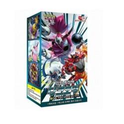 pokemon cards sun moon expansion pack dark order booster box 20 pack korea ver