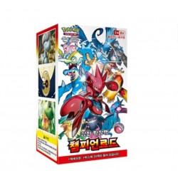pokemon cards sun and moon expansion pack champion road booster box 20 pack