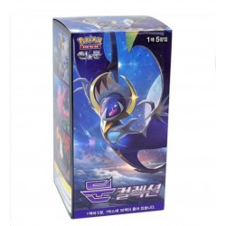 pokemon cards sun and moon expansion pack moon collection booster box korea ver