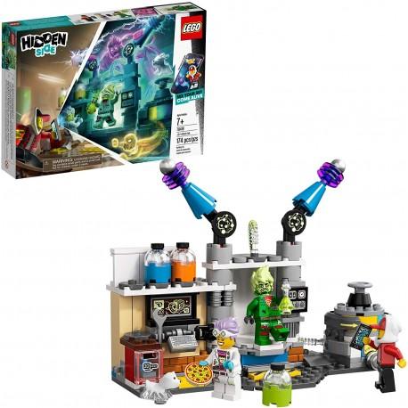 lego hidden side jbs ghost lab 70418