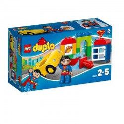 lego duplo 10543 super heroes 10543 superman rescue set new in box 10543