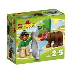 Lego Duplo 10576 cura zoo 10576 set nuovo in scatola