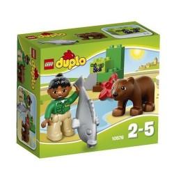 lego duplo 10576 zoo vård 10.576 sätta nya i box