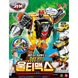 hello carbot ultimax jeep t rax transformation union
