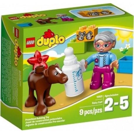 lego duplo 10521 baby calf 10521 set new in box 10521