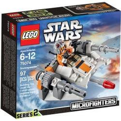 LEGO Star Wars 75074 Snowspeeder Set nuovo in scatola sigillata