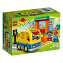lego duplo 10528 school bus new in box 10528