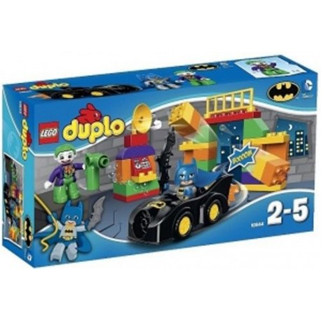 lego duplo 10544 super heroes 10544 the joker challenge set new in box 10544