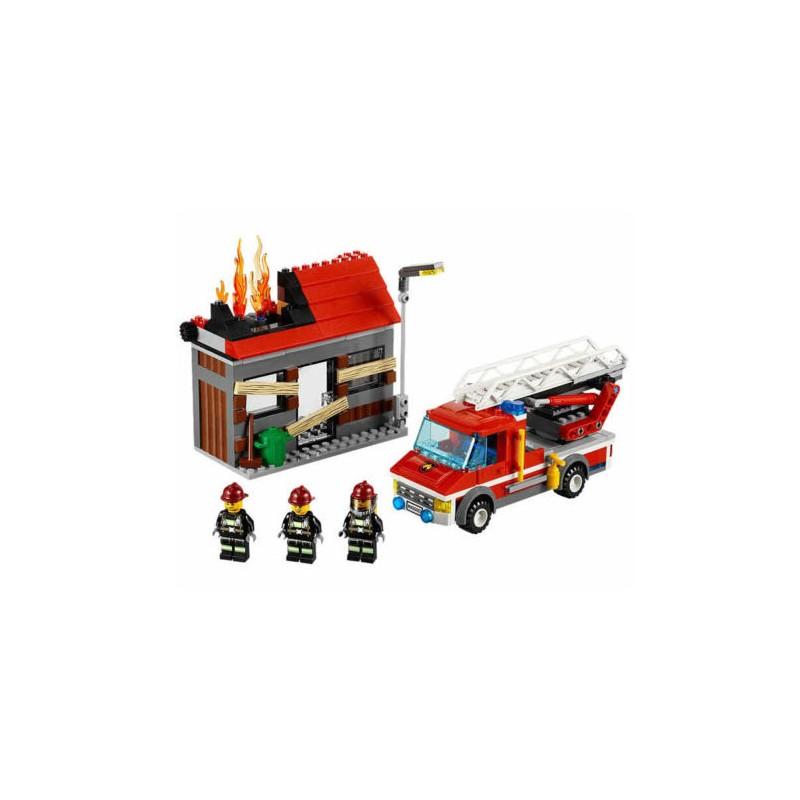 Lego 60003 City Fire Emergency Daftar Harga Terlengkap Indonesia