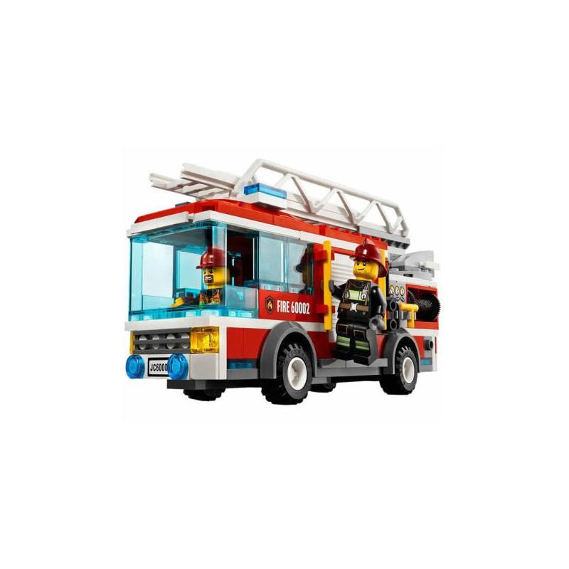 lego city 60002 fire truck |hellotoys.net