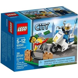lego city 60041 city police crook