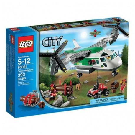 lego city 60021 transportation cargo heliplane set