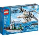 lego city 60015 coast guard plane set